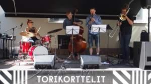 Siiri Partanen, Oskari Siirtola, Pekka Seppänen ja Matti Vuolahti