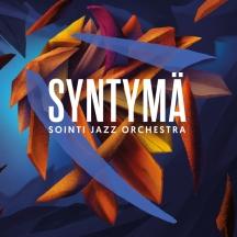 Syntymä-albumin kansi - Suunnitellut Juha Koivusalo