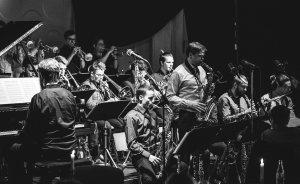 Sointi Jazz Orchestra @ Koko Jazz Club - Kuva Lasse Parkkila